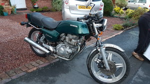 1981 HONDA CB 400 TWIN LIGHT RESTORE For Sale