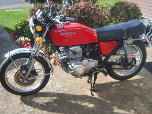 1976 Honda Classic