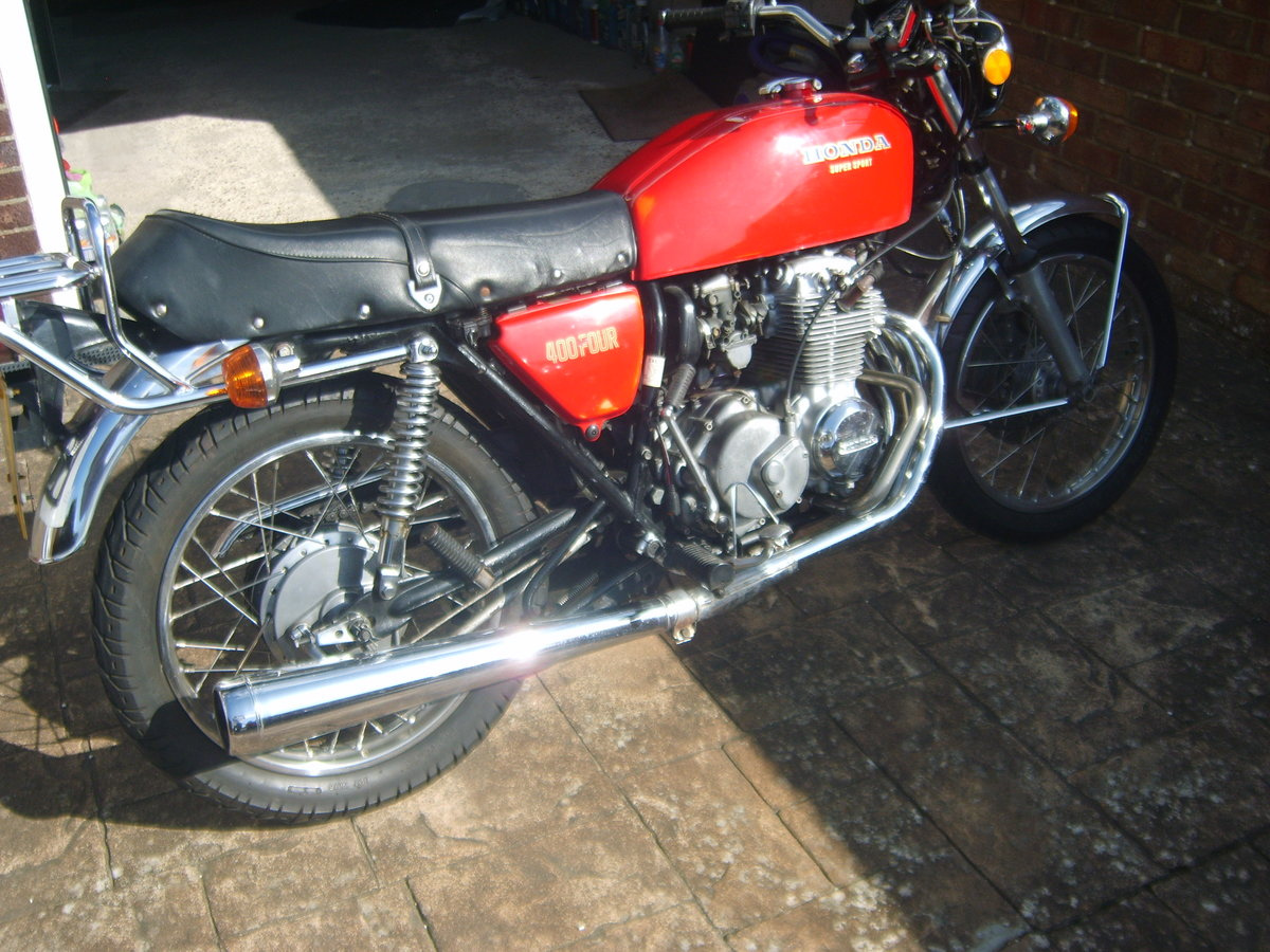 1976 Honda Classic  For Sale (picture 2 of 5)