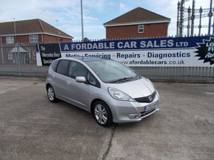 2012 Honda Jazz 1.3 V-Tec EX For Sale