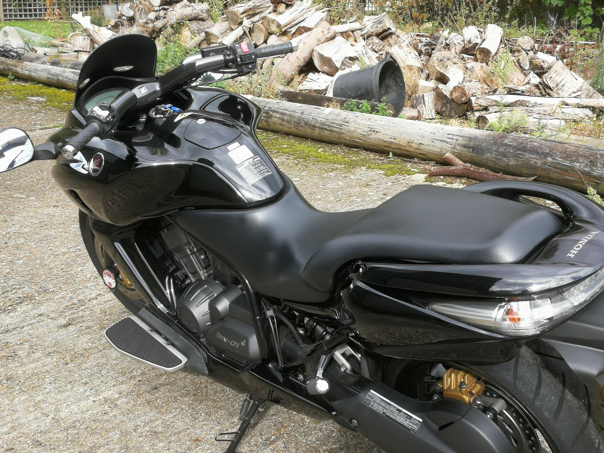 2010 Honda DN-01 as new only 3000mls For Sale (picture 5 of 6)