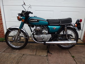 1973 HONDA CB175 K6. Exceptional Example.