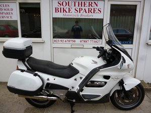 2001 Honda ST1100PY Pan European (police model) For Sale