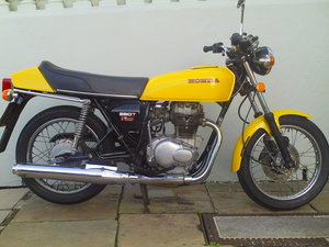 1979 HONDA CJ250T For Sale
