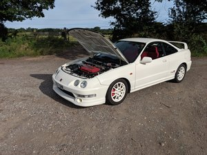 1998 Honda Integra Type R DC2 UK Car 82k Miles