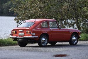 1969 Honda S800 Coupe -69