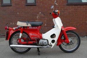 1983 Honda Cub 90, 89 cc.
