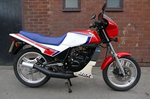 1984 Honda MBX 125 FE, 124 cc. For Sale by Auction