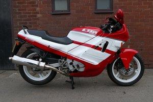 1989 Honda CBR 600F K, 599 cc.