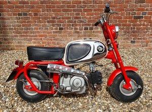 1963 Honda CZ100. 1963 Honda CZ 100 Monkey Bike, 49cc.
