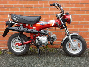 Honda ST50J Dax  1989  49cc - 2 owners from new For Sale