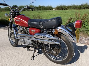 1972 Honda CL350 For Sale