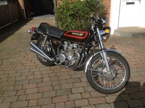 1978 HONDA CB550K UK BIKE UNRESTORED TIME WARP!