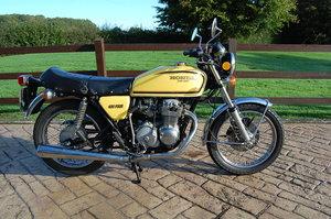 1978 HONDA 400/4 IN VERY GOOD UN-RESTORED CONDITION