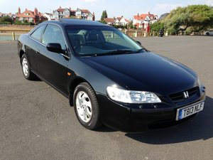 1999 Honda Accord Coupe 2.0i ES 2 owner