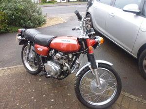 1970 Honda CL175 Twin Electric Start