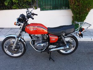 1978 Cb400-automatic For Sale