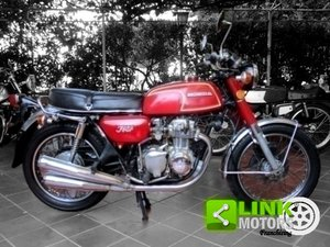 Honda CB 350 Four (1974) FMI
