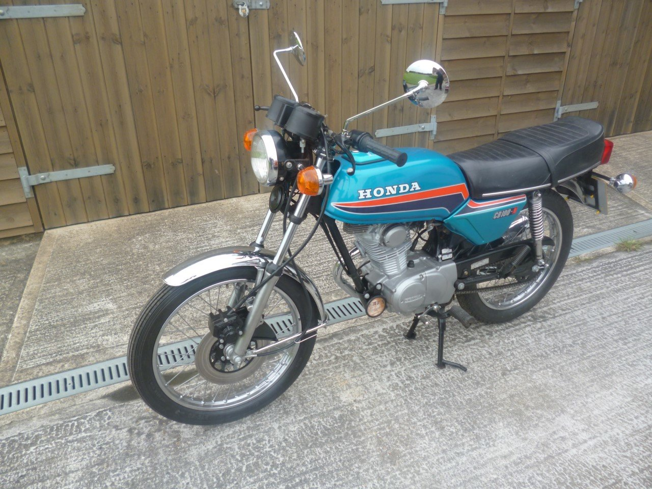 1981 Honda CB650 Custom For Sale | Car And Classic