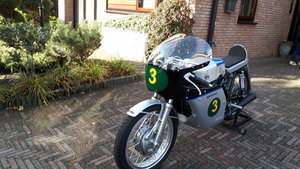 1972 Honda cb-250 classicracer