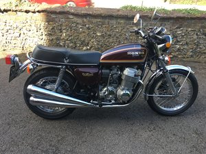1979 1977(T) Honda CB750 K7 SOHC - Delivery Included