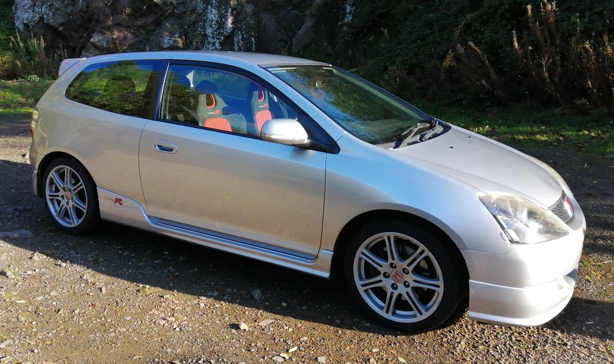 2005 Honda Civic Type R EP3  For Sale (picture 1 of 5)