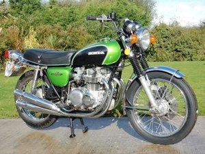 1972 Honda CB500 K1
