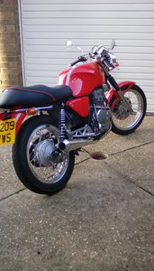 1985 GB400 TT Single cylinder classic