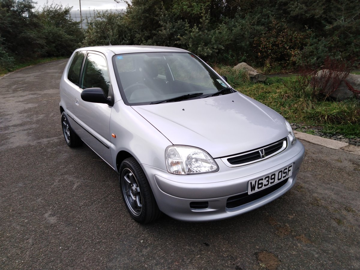2000 Honda Logo, one owner, 35000 miles, lovely car For Sale (picture 1 of 6)