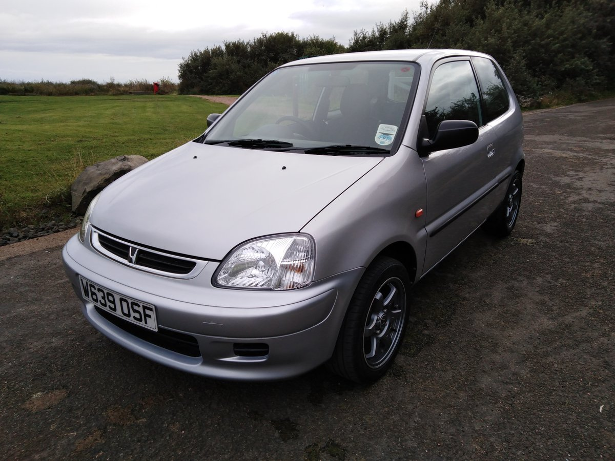 2000 Honda Logo, one owner, 35000 miles, lovely car For Sale (picture 2 of 6)