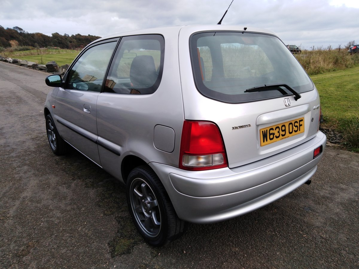 2000 Honda Logo, one owner, 35000 miles, lovely car For Sale (picture 3 of 6)