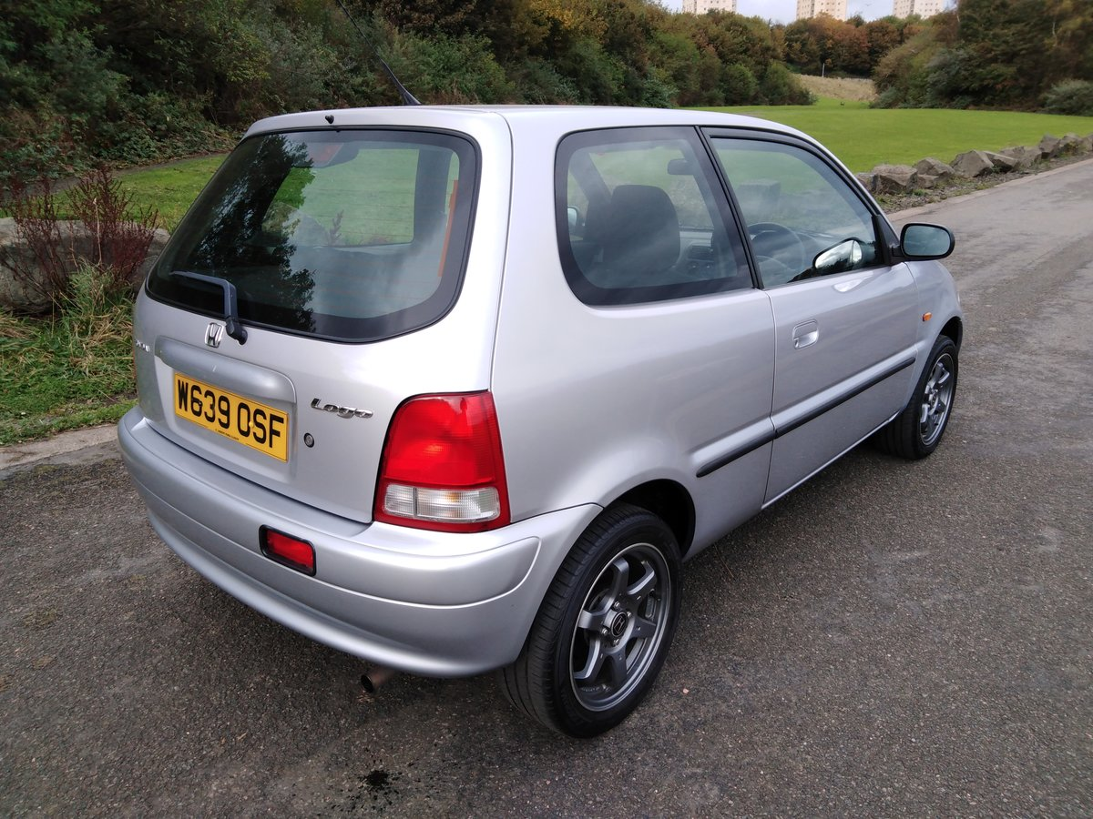 2000 Honda Logo, one owner, 35000 miles, lovely car For Sale (picture 4 of 6)