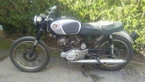 Winter Project Honda CB160 1965  For Sale