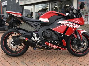2015 BSB Fireblade For Sale