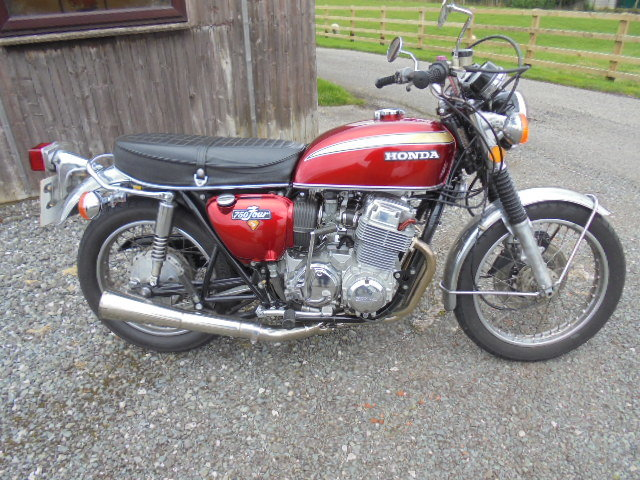 Honda CB750 Four 1976 For Sale (picture 1 of 4)