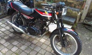 1984 honda cb250rs