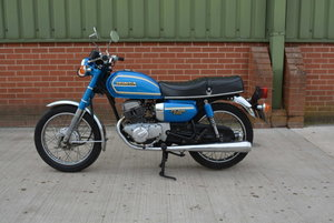 1980 Honda Benly 200 For Sale by Auction