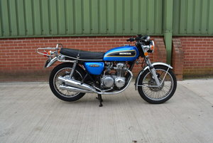 1975 Honda CB 500 For Sale by Auction