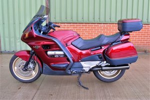 2000 Honda ST1100 Pan European For Sale by Auction