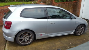 2002 Honda Civic Type R (2 owners from new) For Sale