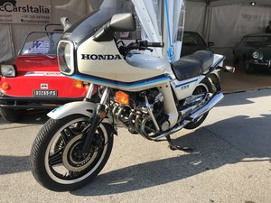 1981 Incredible original 7000kms Honda Cbx 1000 Supersport  For Sale