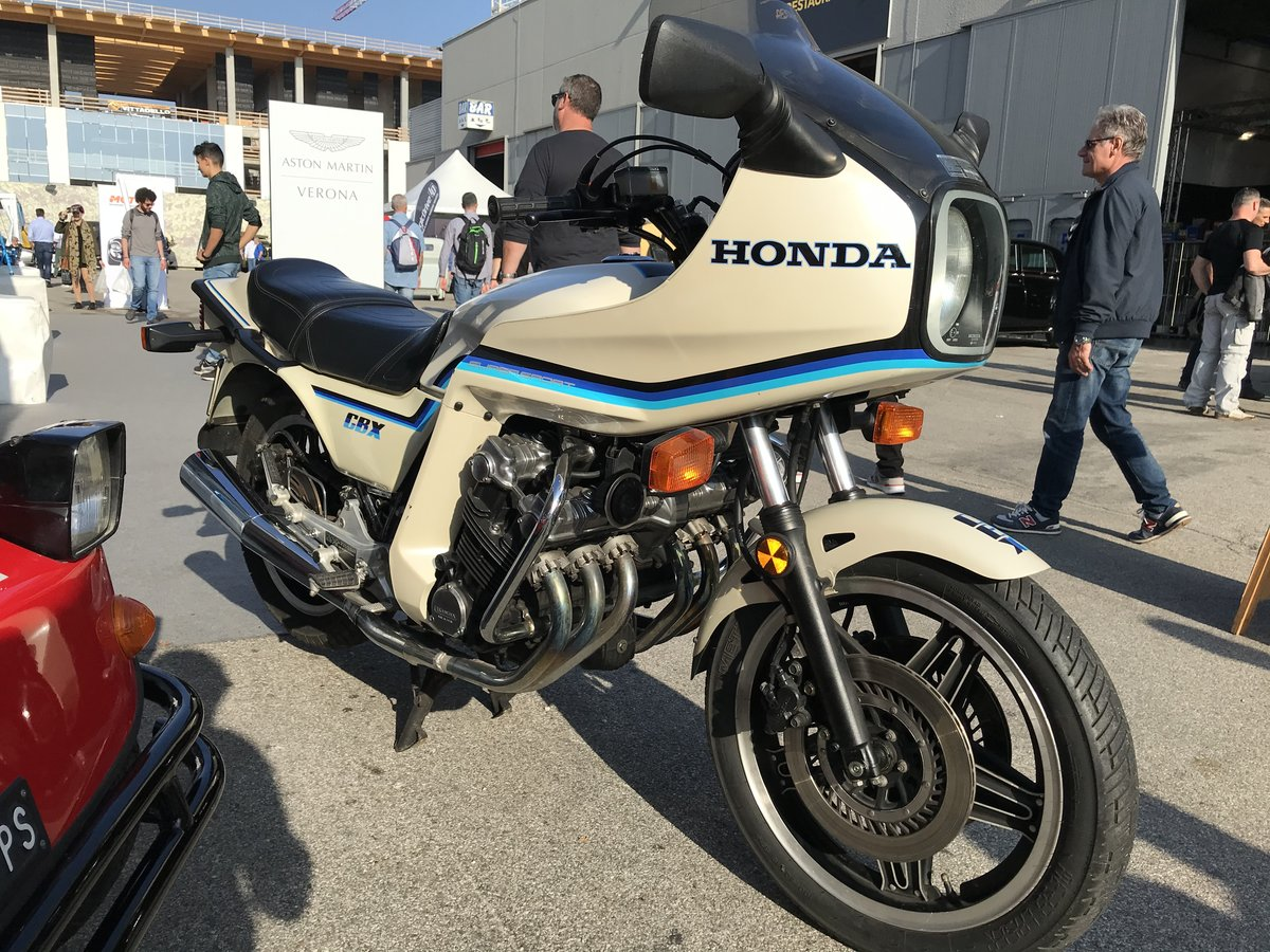 1981 Incredible original 7000kms Honda Cbx 1000 Supersport  For Sale (picture 2 of 6)
