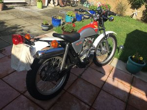 1977 Honda TL125S For Sale