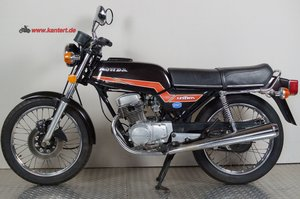 1978 Honda CB 125 Twin, 124 cc, 15 hp For Sale