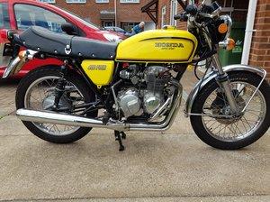 1976 Honda CB400 Four Classic