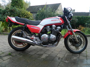1982 Cb900 f long mot no advisories  For Sale