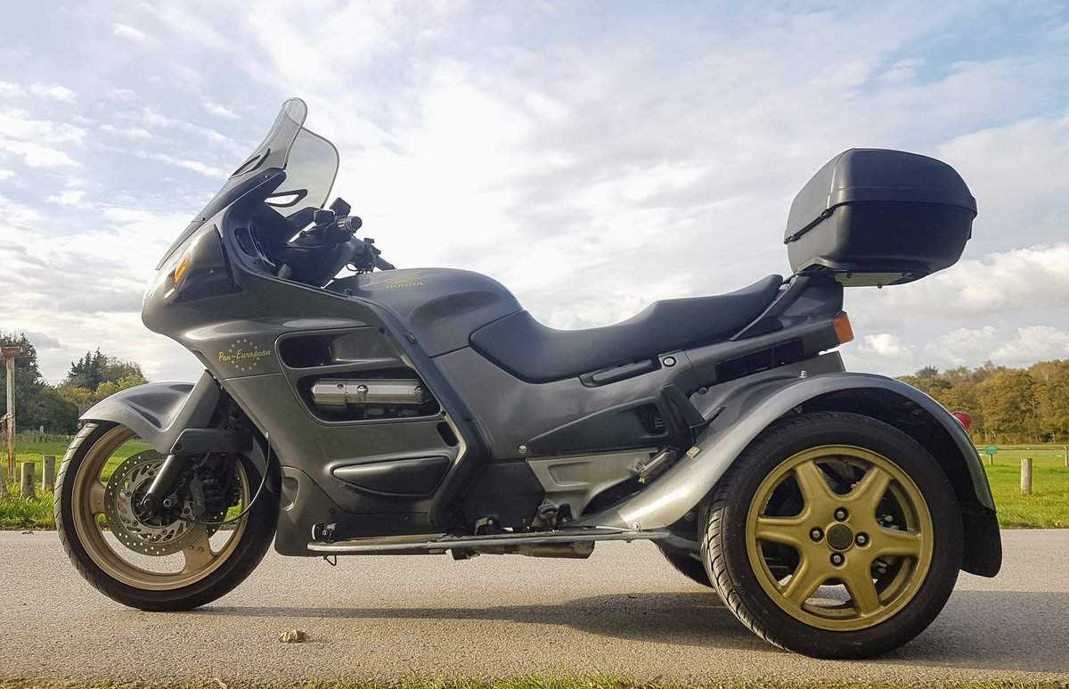 1999 Eurotech Trike Honda Pan European  For Sale (picture 2 of 6)