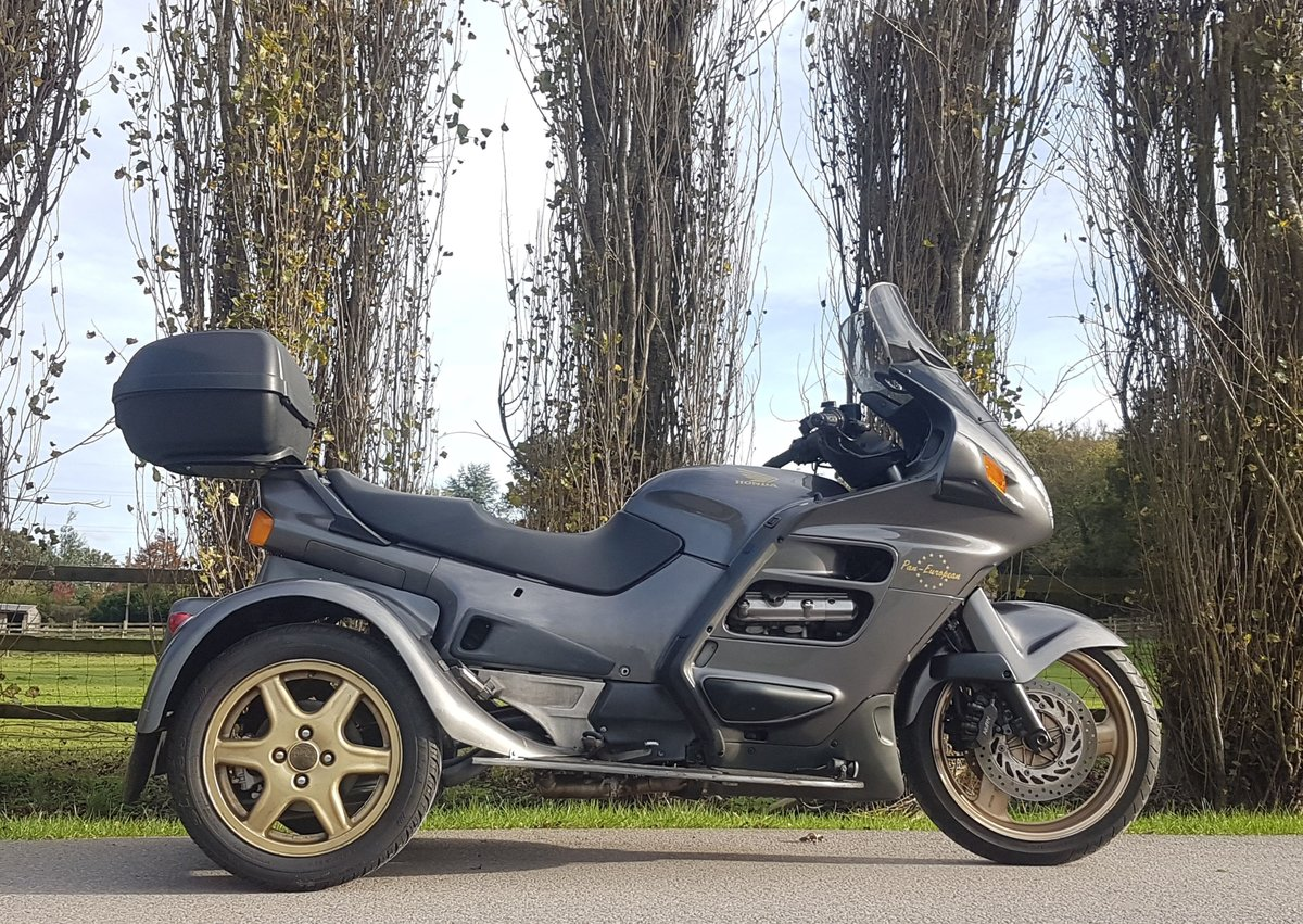 1999 Eurotech Trike Honda Pan European  For Sale (picture 4 of 6)