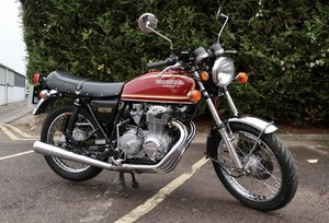 Honda CB400 Four 1977 With Many Upgrades, Rebuilt Engine! Cl