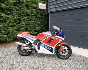 Picture of 1987 Super Rare Honda VF1000R